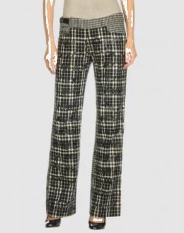 Pantalon dama elegant carouri de la Johnny Srl.