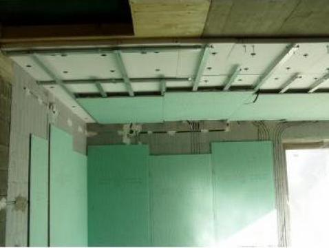 Incalzire si racire prin pardoseala, pereti si tavan de la Hot & Cold Prodel Srl