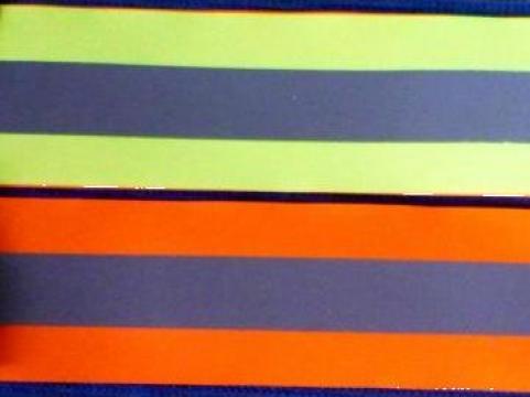 Banda reflectorizanta - fluorescenta de la Rad Print Srl
