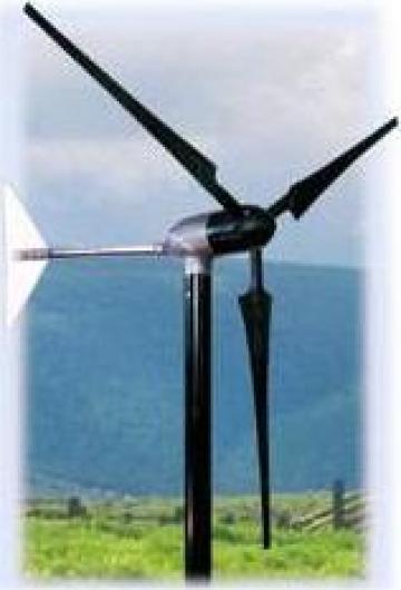 Turbina eoliana Khit 120KWh/luna de la Ecovolt