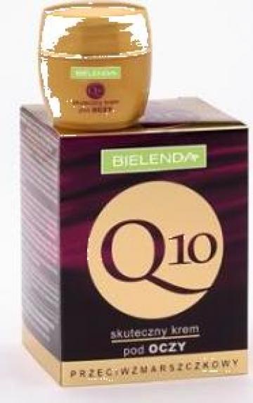 Crema pentru ochi Q10 Antirid de la Magia Naturii
