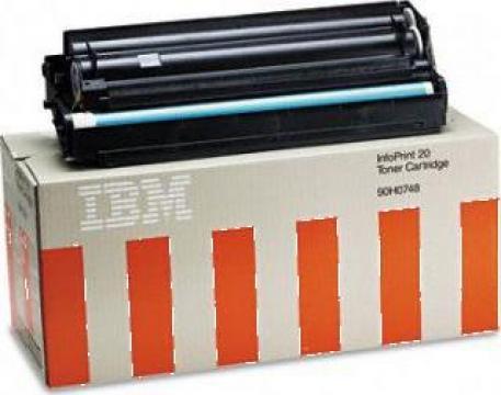 Cartus Imprimanta Laser Original IBM 90H0748 de la Green Toner