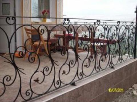 Balustrada fier forjat Alex de la Durinox Srl