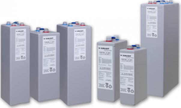 Baterii stationare Sunlight de la Redresoare Srl