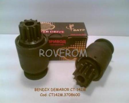 Bendix demaror CT142M, Amkodor, MTZ (10 dinti, d=16mm) de la Roverom Srl