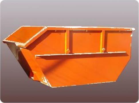 Container Skip 4 mc pentru gunoi menajer sau industrial de la Lucimet Prod Srl