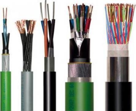 Cabluri electrice de telecomunicatii si transmisii de date