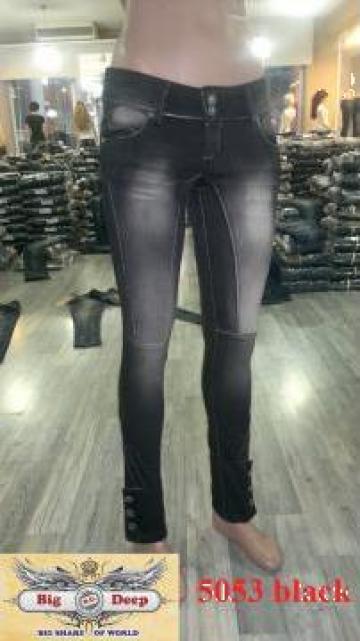 Jeans dama 5053 - 5053 DP de la Big Deep Jeans