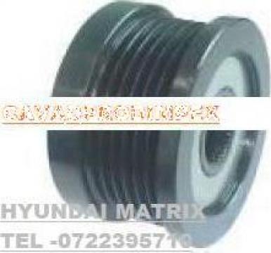 Reparatii alternatoare Hyundai Matrix 1,5 crdi-fulie de la Cavad Prod Impex Srl