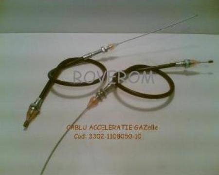 Cablu acceleratie GAZ-3302, GAZelle, L=1250mm