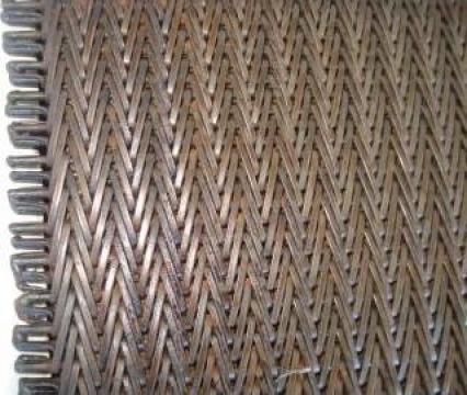 Benzi metalice (Conveyor metal banda SW5 - Bakery)