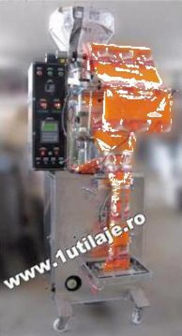 Masina de ambalat granule pufuleti