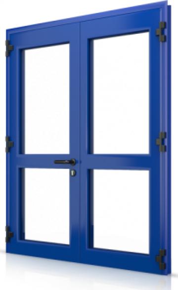 Usi vitrate antifoc de la Gamaterm Design