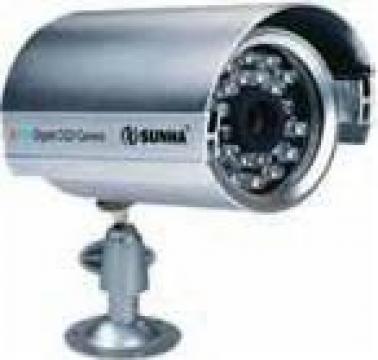 Instalare supraveghere video si sisteme de alarmare