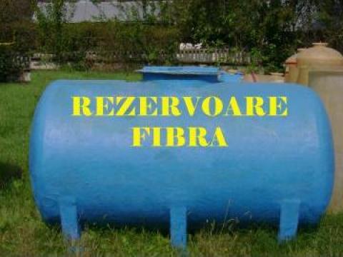 Rezervor fibra sticla orizontal 2000 l de la Custom Tanks Srl
