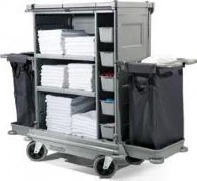 Carucior Keeper transport rufe NKT 22FF de la Tehnic Clean System
