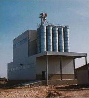 Fabrica, linie productie peleti 70-2000 kgh la cheie