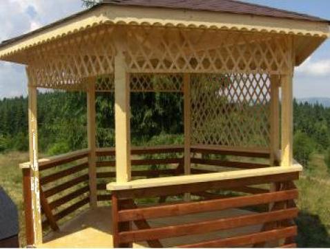 Foisor Lemn Cluj.Foisoare De Gradina Cluj Napoca Wood Construct Srl Id 1211909