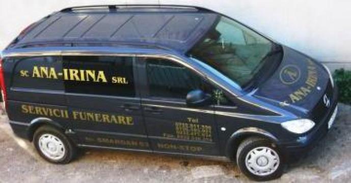 Transporturi speciale Iasi de la Servicii Funerare Ana-Irina