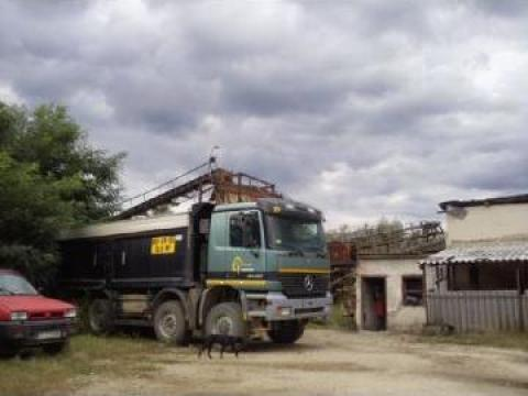 Inchiriere excavator, vola, autobasculanta de la Davalis Srl