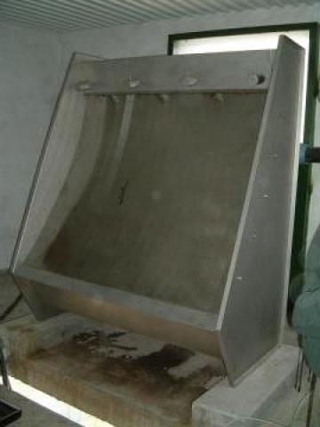 Separator dejectii, resturi abator, solid lichid