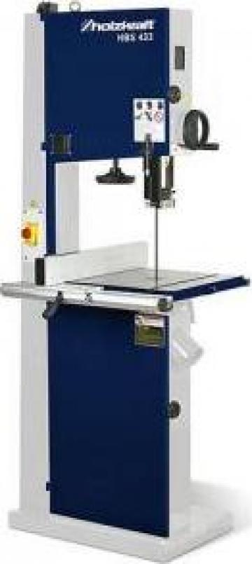 Fierastrau panglica Holzkraft HBS 533 de la Seta Machinery Supplier Srl