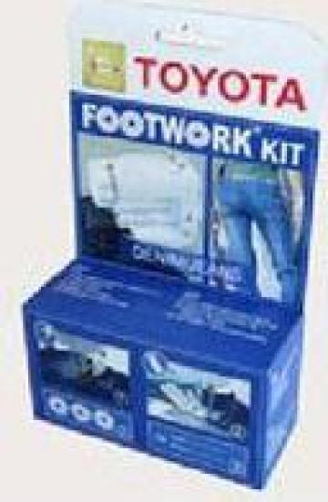 Kit accesorii cusut Denim/Jeans Toyota de la Sercotex International Srl