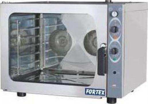 Cuptor electric patiserie 4 tavi 600x400 mm 250814 de la Fortex