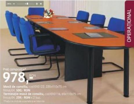 Mobilier birou si masa consiliu de la Pim Muhendislik