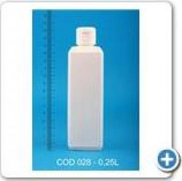 Recipient plastic la 0,25 l dop FI 24 de la Vanmar Impex Srl