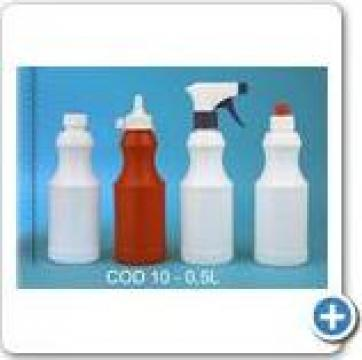 Flacon plastic la 0,47 si la 0,5 l de la Vanmar Impex Srl
