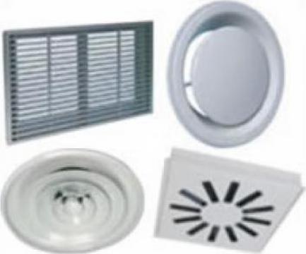 Sisteme ventilatii de la Industrial Cooling Service