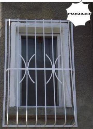 Grilaj fereastra de la Forjart Srl