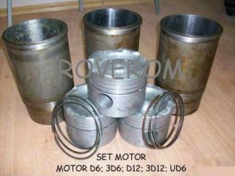 Set reparatie motor D6; 3D6; D12; 3D12; UD6