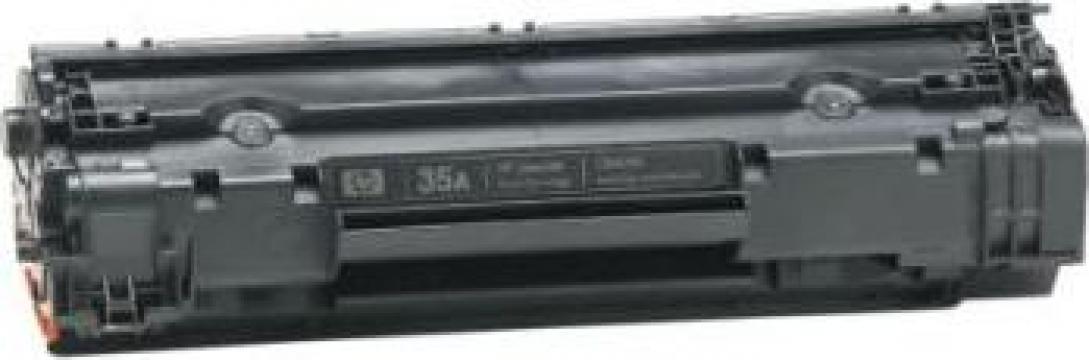 Cartus compatibil imprimanta HP CE285A sau HP 85A de la Copiprint Com Srl.