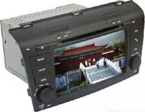 DVD player auto cu Navigatii Divx USB SD Dedicate Mazda 3 de la Happyshoppinglife Wholesale Company