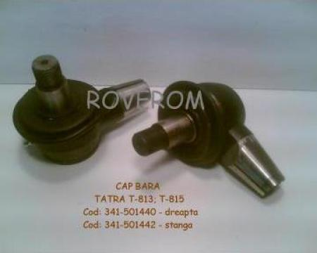Cap bara Tatra T813; T815