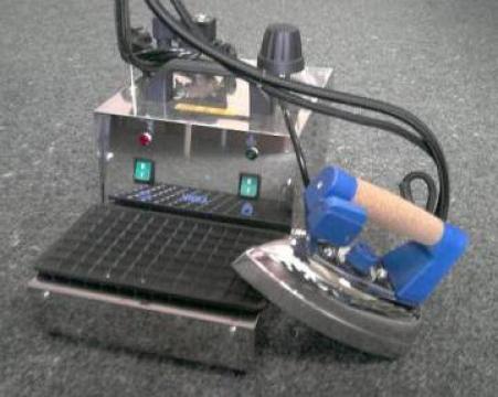 Generator aburi Unika Inox cu fier de calcat de la Fortex