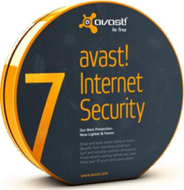 Antivirus Avast Internet Security de la Mtmark Grup Srl