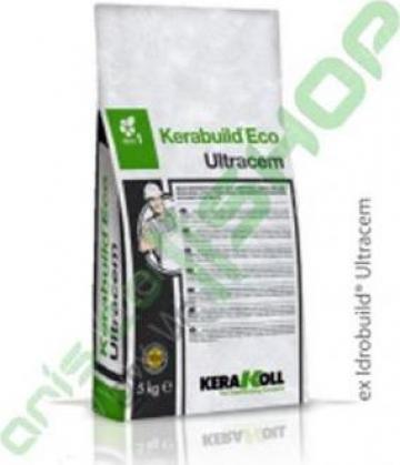 Ciment rapid Kerakoll - Kerabuild Ultracem