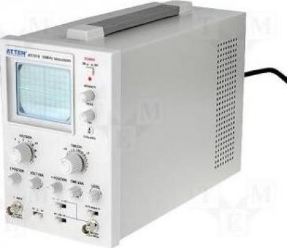 Osciloscop analogic 10 MHz de la Redresoare Srl