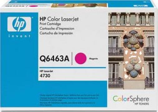 Cartus Imprimanta Laser Original HP Q6463A