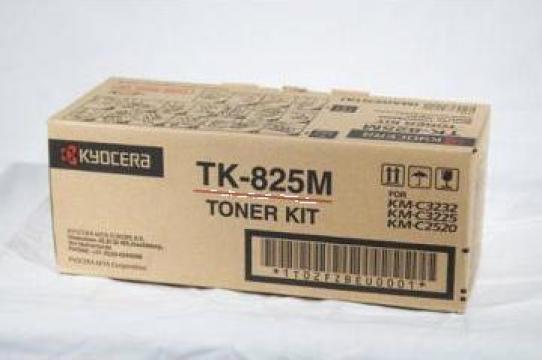Cartus Imprimanta Laser Original KYOCERA TK-825M de la Green Toner