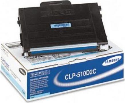Cartus Imprimanta Laser Original SAMSUNG CLP-510D2C