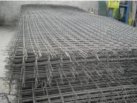 Plasa sudata Buzau STM de la Dinamic Blue Steel
