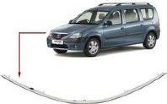 Ornament inferior grila Dacia Logan MCV / VAN cromat de la Alex & Bea Auto Group Srl