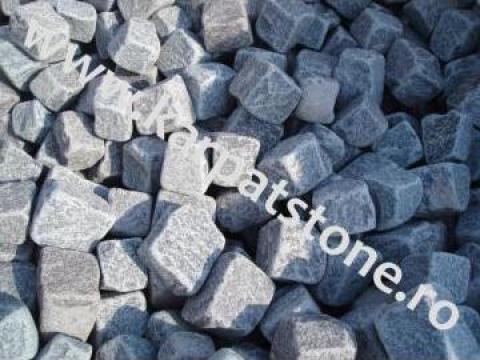 Piatra cubica antica 5 x 5 x 5 cm de la Karpat Stone Srl