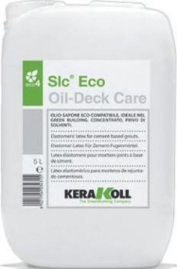 Detergent pentru lemn Kerakoll - Oil Deck Care