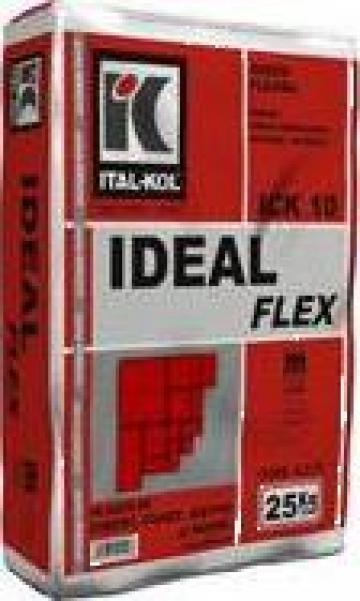 Mortar adeziv mineral Ideal Flex de la Ital Kol