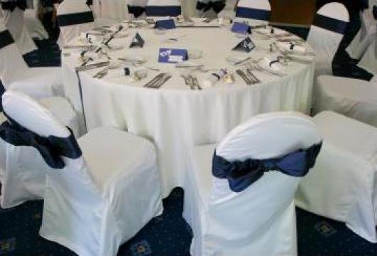 Huse scaune evenimente de la S.c. Yes Events Solutions S.r.l.